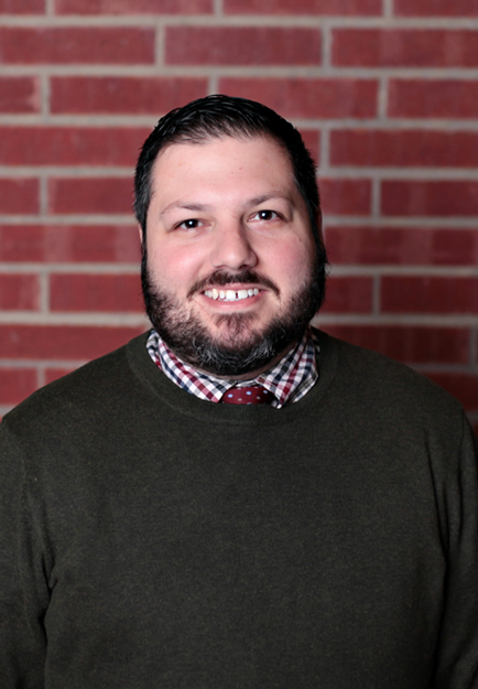 Brady Martin | Senior Pastor