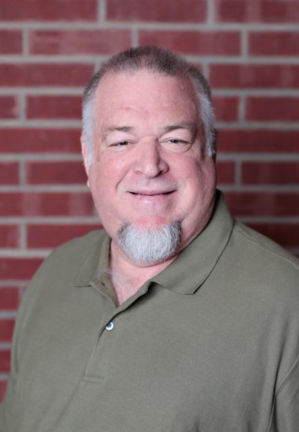 Ronnie Hardin | Worship Pastor
